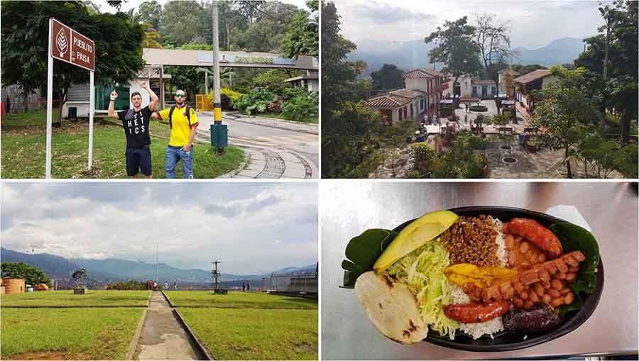 Que ver en Medellin - Puebito Paisa