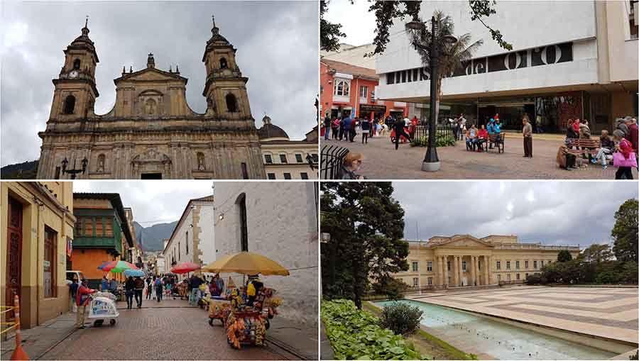 4 - Viaje a Bogotá - La Candelaria