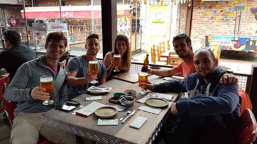 5 - Andrés Carne de Res en Bogotá