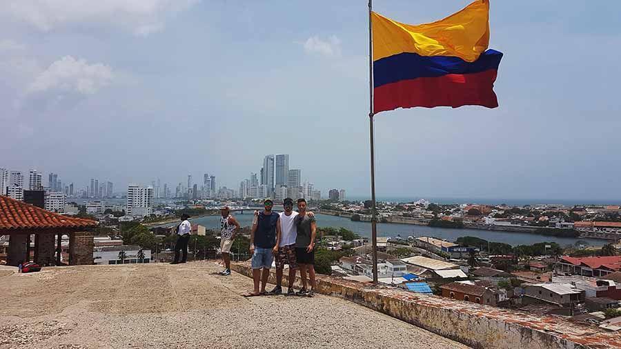 Qué ver en Cartagena de Indias - Castillo de San Felipe