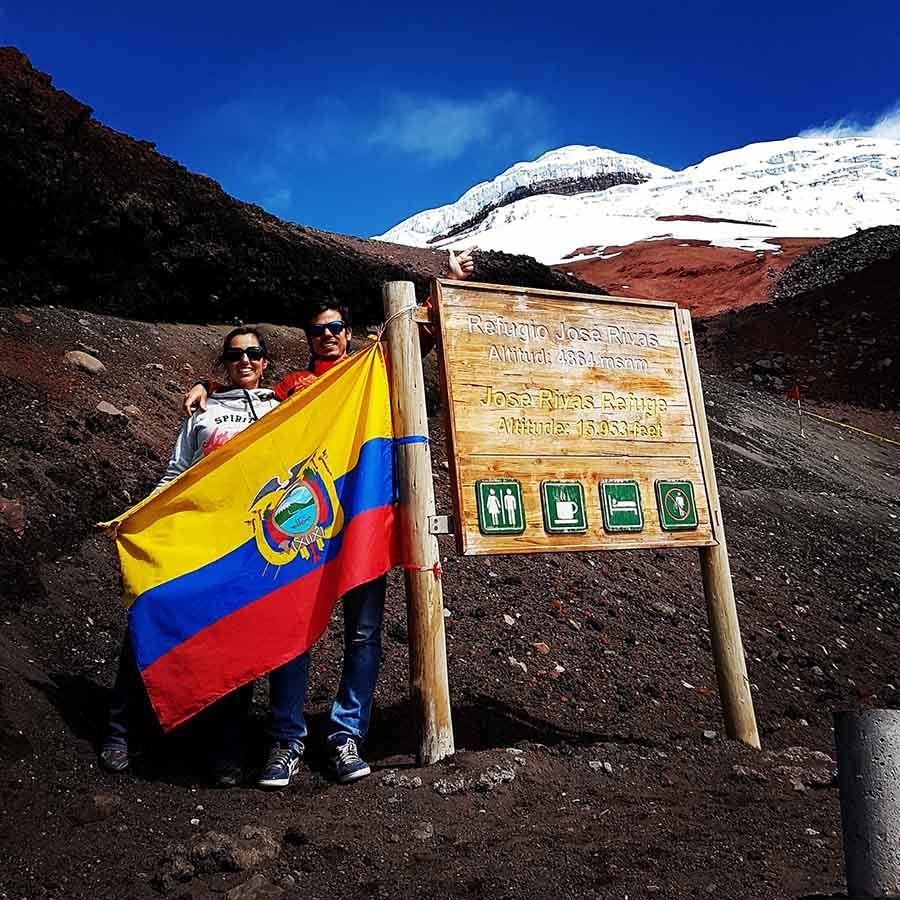 Que ver en Ecuador - Volcan Cotopaxi