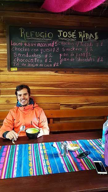 Excursiones en Ecuador al volcan Cotopaxi