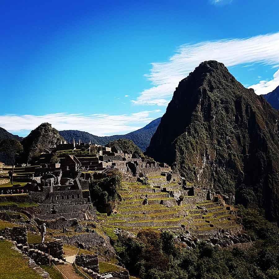 Viaje y excursión a Machu Picchu