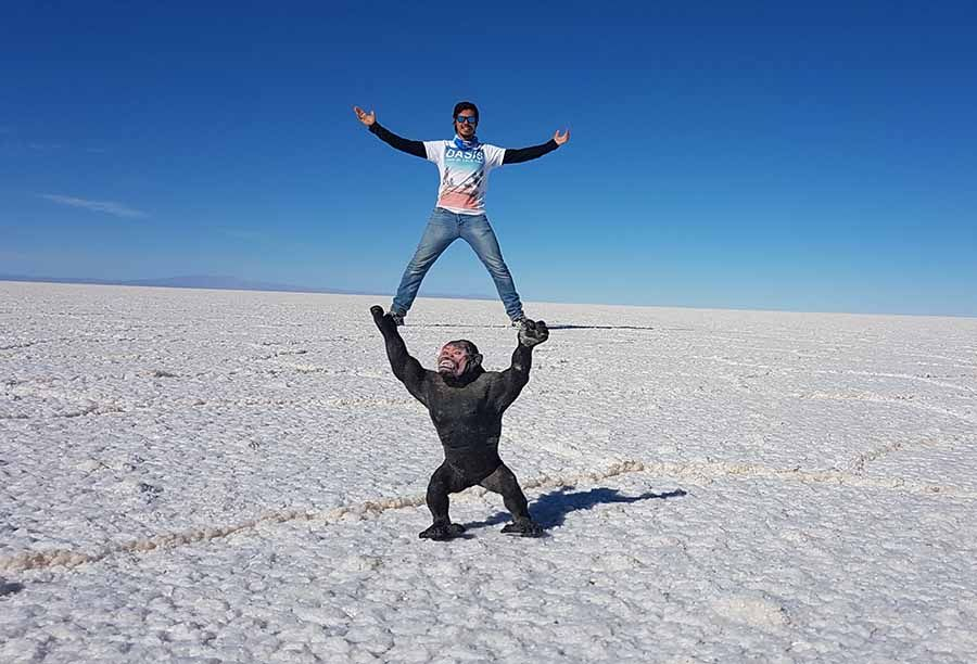 Qué ver en Bolivia - Salar de Uyuni