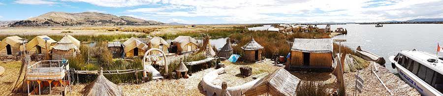 Viajar al Lago Titica -en Perú - Puno