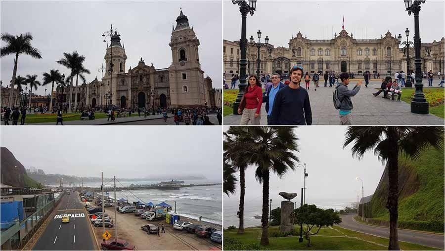 Qué ver en Lima - Barrio de Miraflores