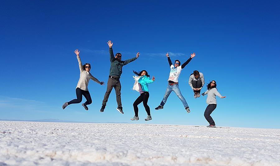 Qué ver en un viaje a Bolivia - Salar de Uyuni