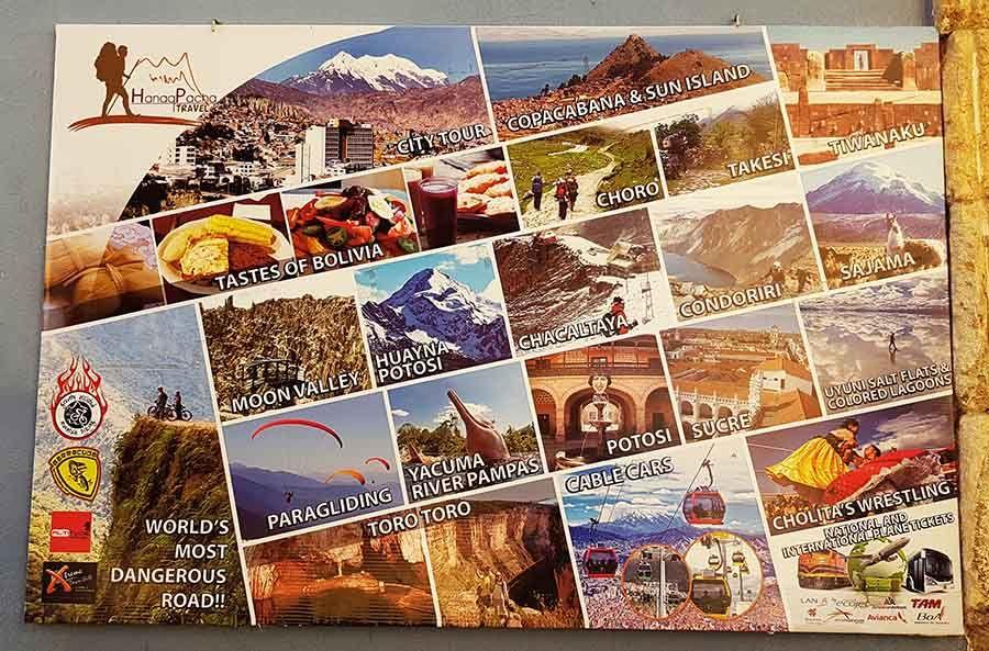 Lugares más importantes para visitar en Bolivia