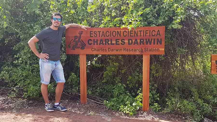 Estación Darwin en Islas Gapagagos - Viaje a Galapagos