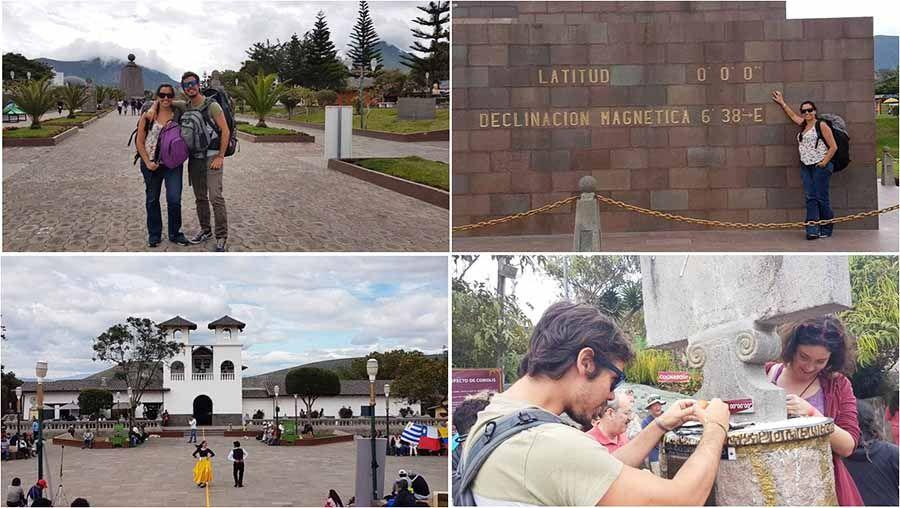 Visitar la Mitad del Mundo en QUito - Que ver en Ecuador - Museo de Intiñan