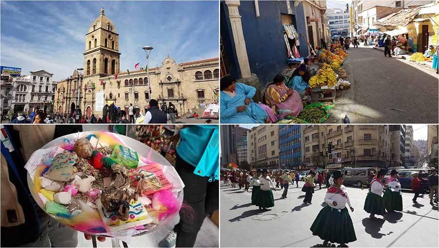 Visitar La Paz con el Free Walking Tour
