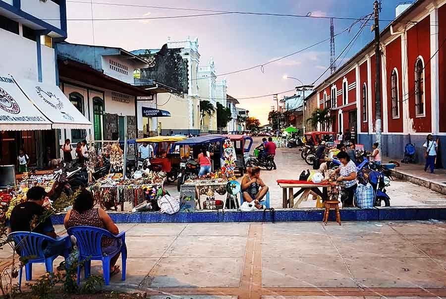 Viajar a Iqutos Perú