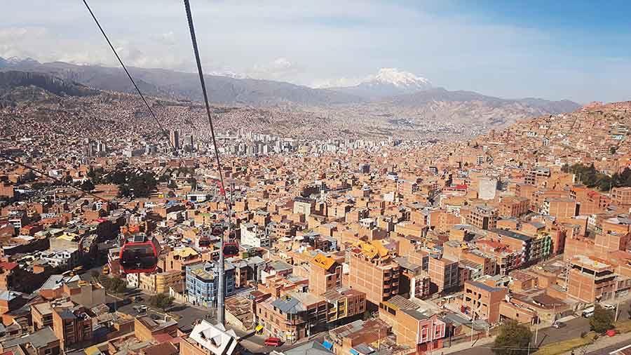Cosas para visitar en un viaje a La Paz - Bolivia