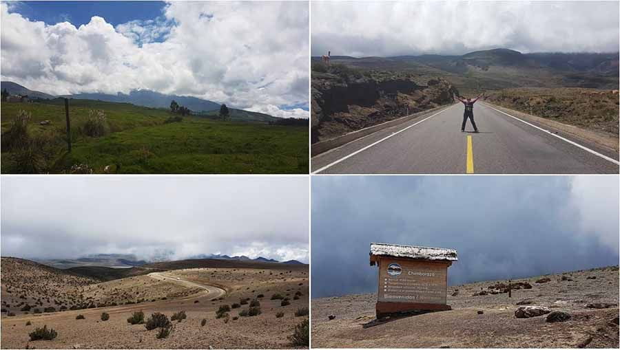Que hacer en Ecuador - Ascensión al volcan Chimborazo