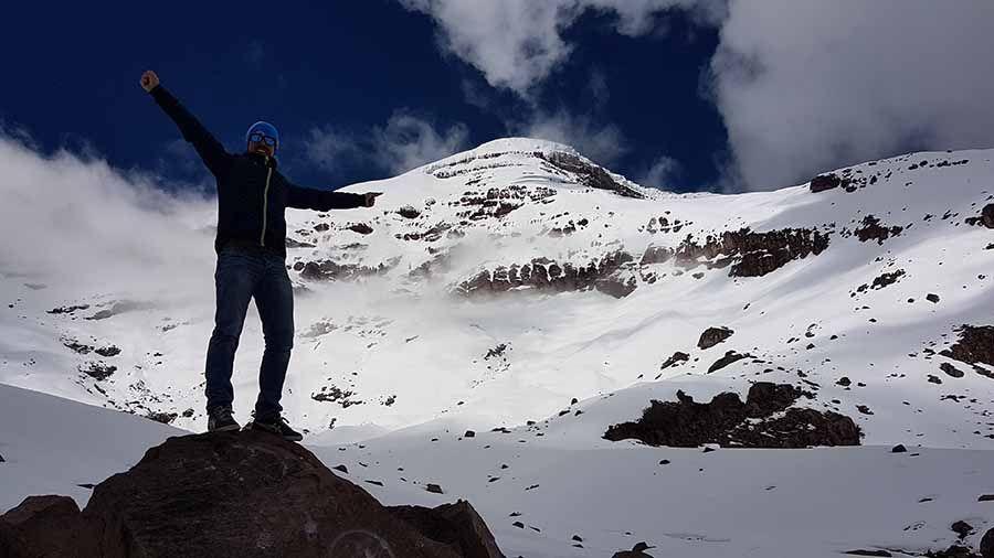 Volcanes en Ecuador - Ascensión al Chimborazo