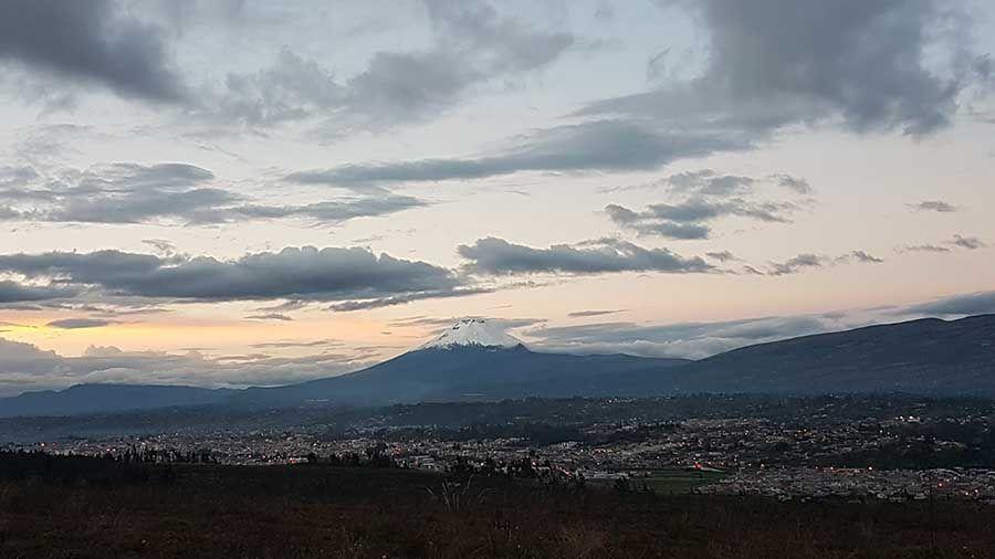 Viajar a Ecuador - Volcán Cotopaxi