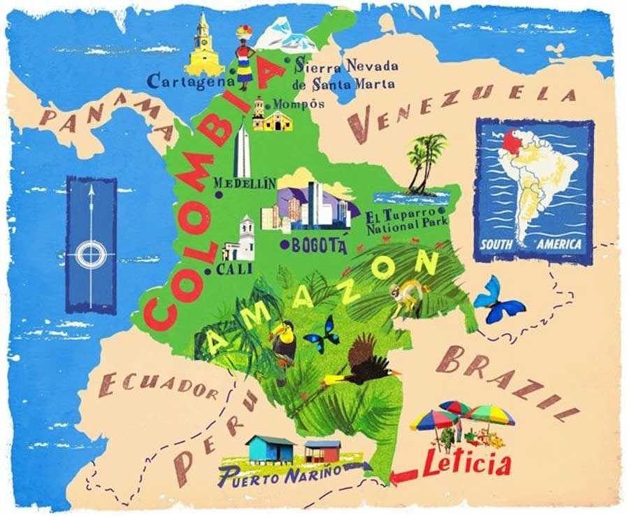 Colombia es un país multicolor, con gran cantidad de climas y de ecosistemas, aquí encuentras todo tipo de paisajes que de seguro te llenaran el alma de hermosos recuerdos, esta ruta de viaje te ayudara a conocer lo mejor de Colombia.