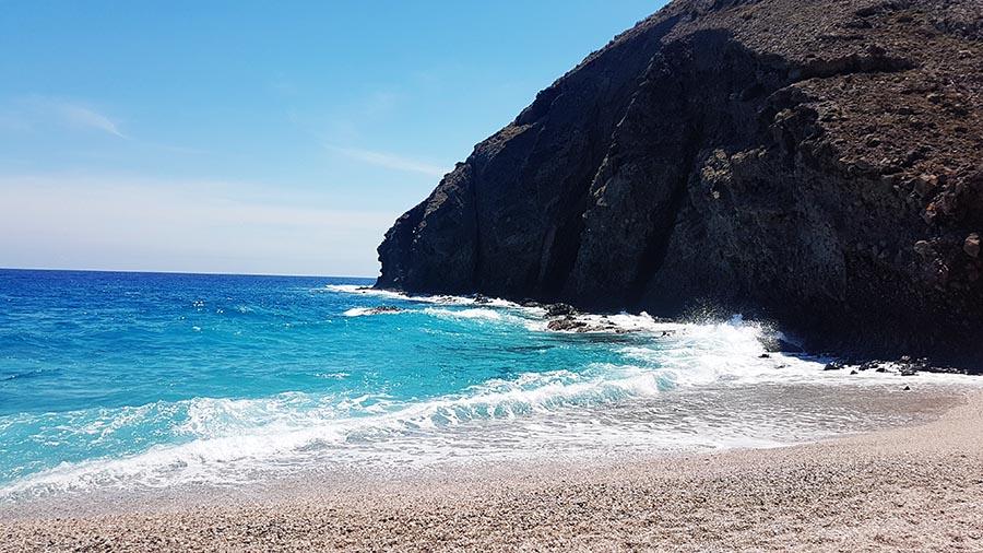 Playa de Los Muertos Cabo de Gata