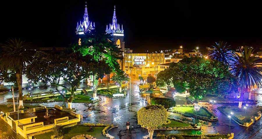Que ver en Baños Ecuador