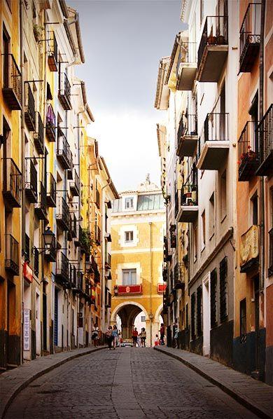 03 - Calle de Cuenca
