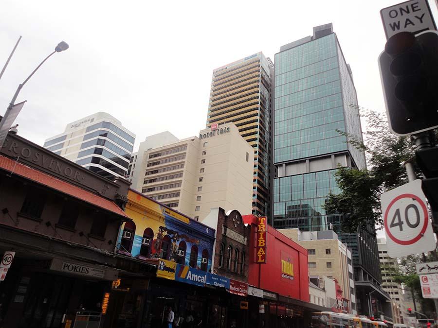 1 - Brisbane (2)D