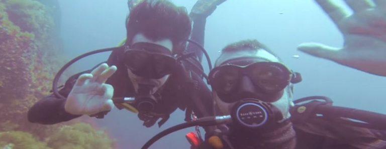 Diving en Cabo de Palos