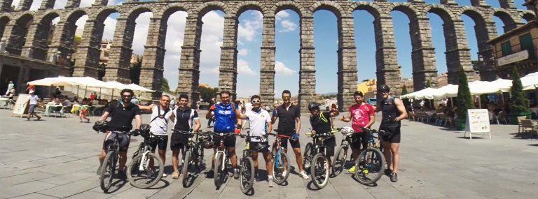 Ruta Cercedilla – Segovia en MTB