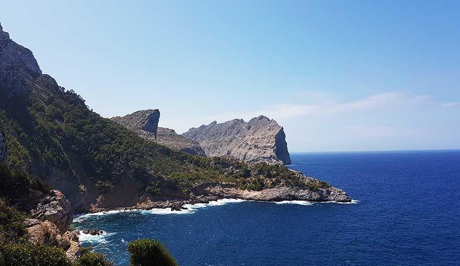 Mirador Es Colomer en Mallorca