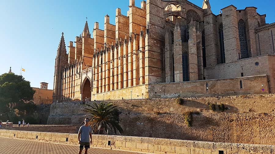 Que ver en Palma - Catedral de Mallorca