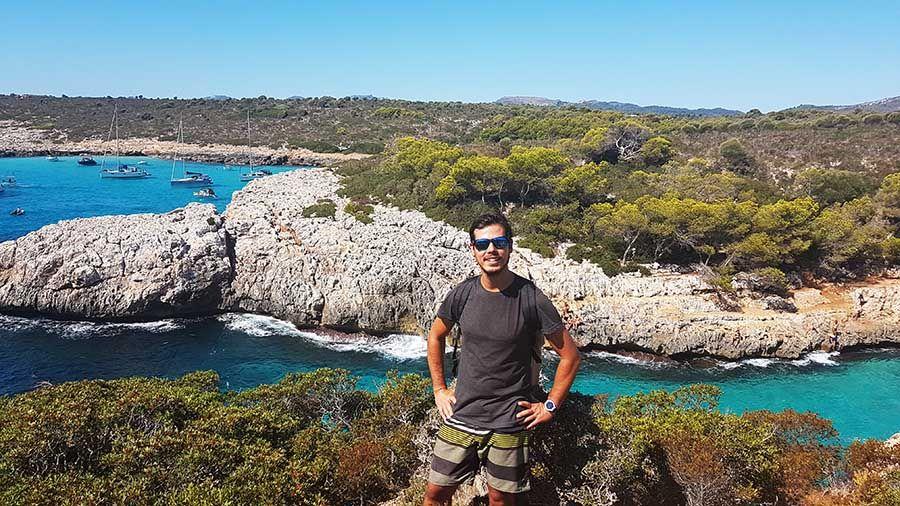 Trekking en Mallorca - Cala Varques