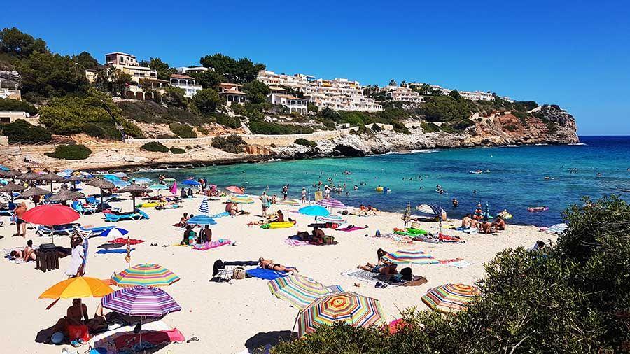 Viaje a Mallorca - Playas
