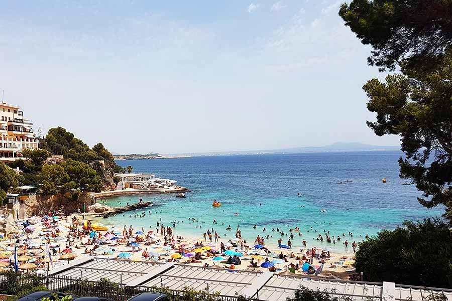 Calas de Mallorca - Cala Illetas