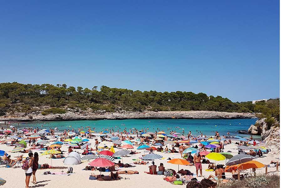 Playas de Mallorca - Cala Sa Marador
