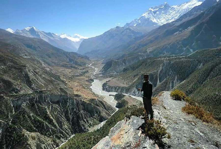 nepal - Juanan