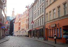 Que ver en Riga, Vilna y Tallin