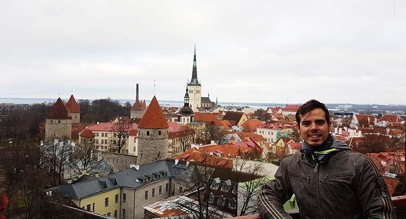 Miradores en Vilna - Estonia
