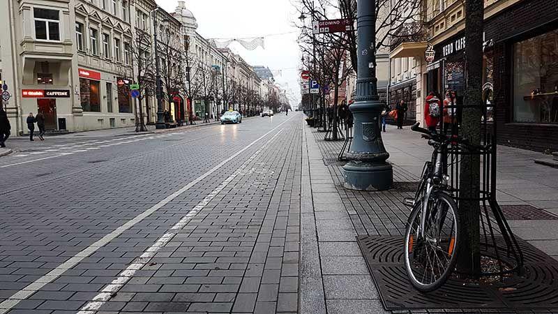 Como llegar a Riga, Vilna y Tallin