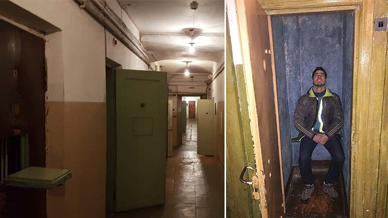 Museo de la KGB en Vilna - guia de viaje