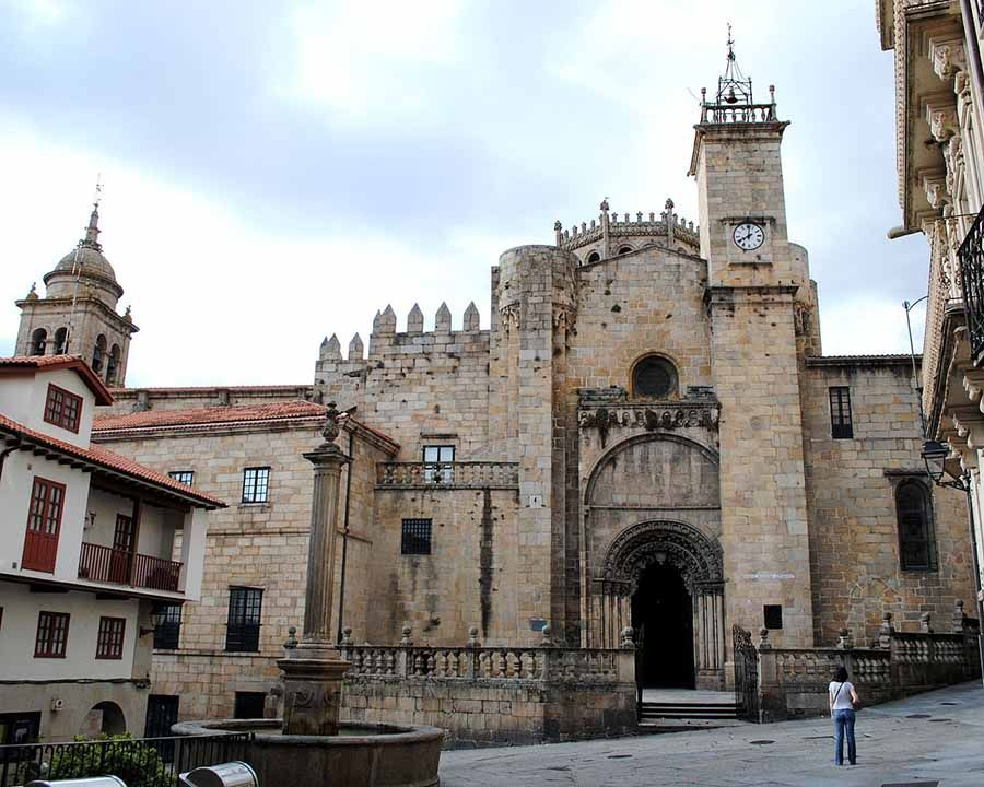 Ourense Catedral