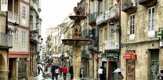 Praza Do Ferro Ourense