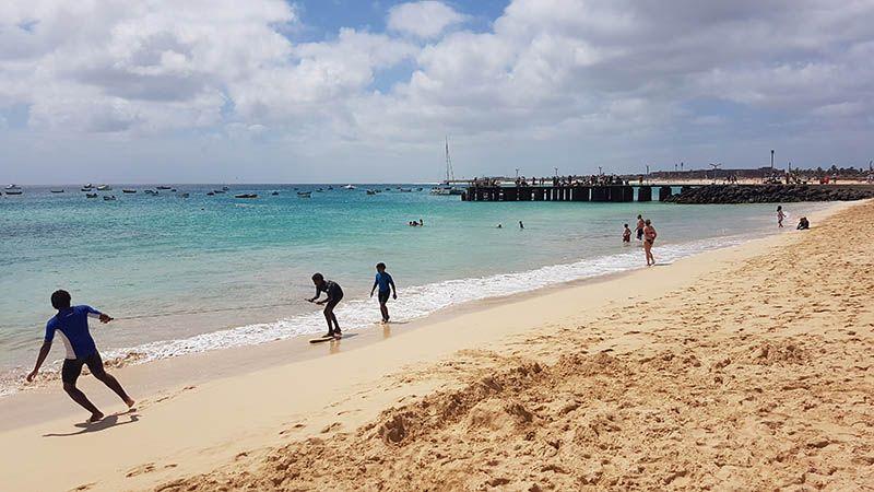 Viaje a Isla de Sal Cabo Verde