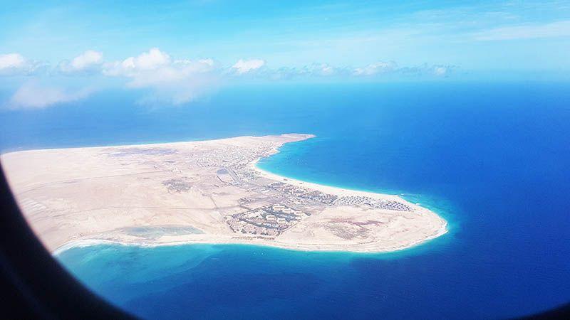 Vuelo de Isla de Sal a Boa Vista en Cabo Verde-Binter
