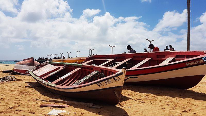 El Pontao en Santa María - Cabo Verde