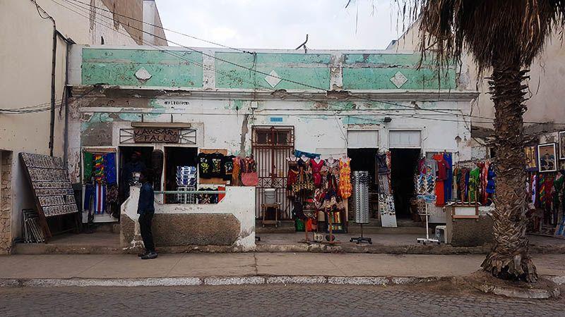 Tiendas en Cabo Verde - Isla de Sal