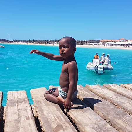 Guía de viaje Cabo Verde, isla de Sal y Boa Vista