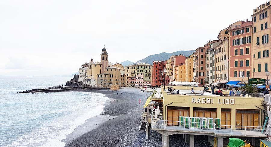 Que ver en Costa de Liguria