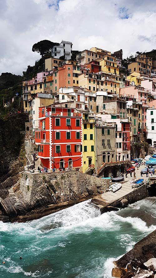Cuántos pueblos son Cinque Terre