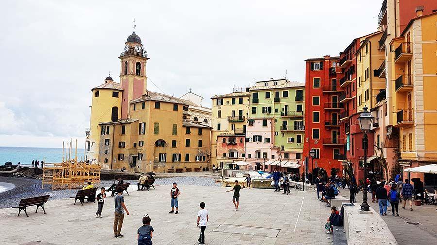 Que ver en Camogli Genova