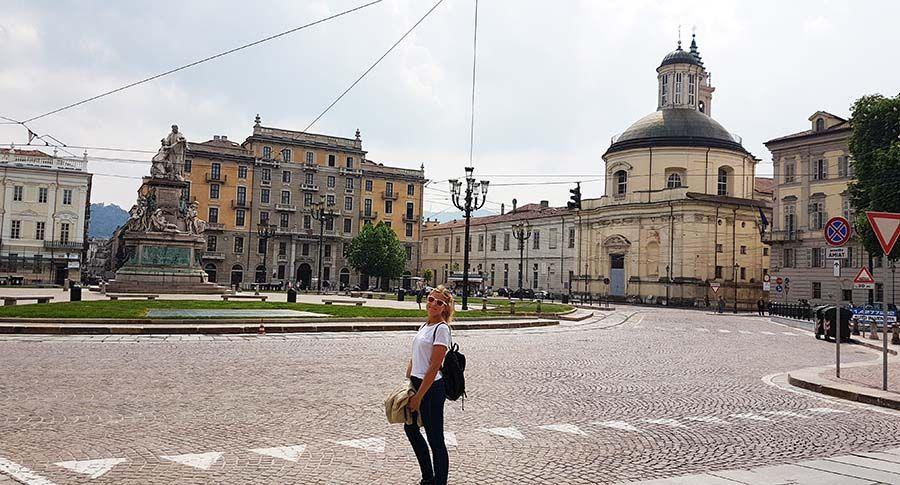 Piazza Carlo Emanuele Turin