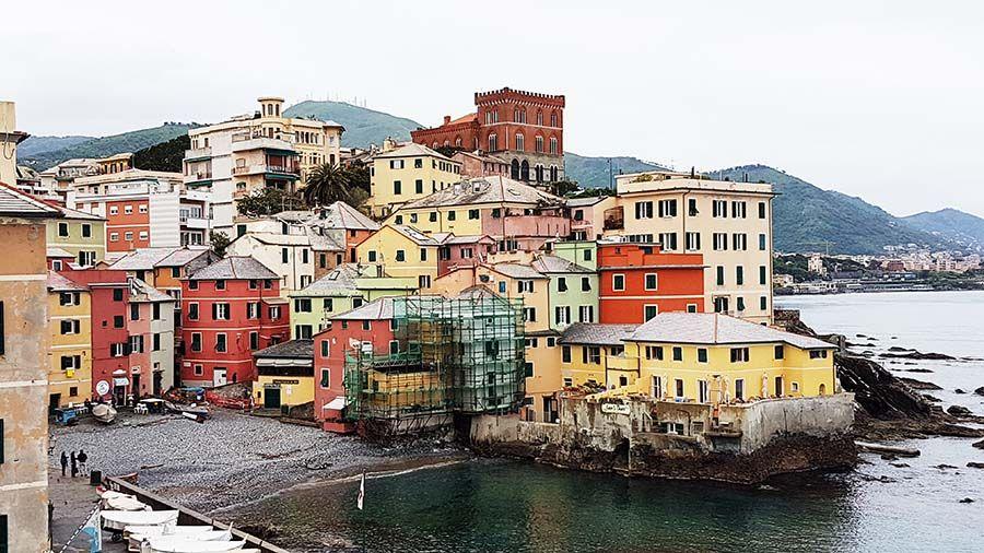 Bocadasse Genova